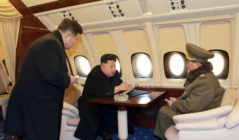 Tiết lộ những chuyên cơ của ông Kim Jong-un - ảnh 4