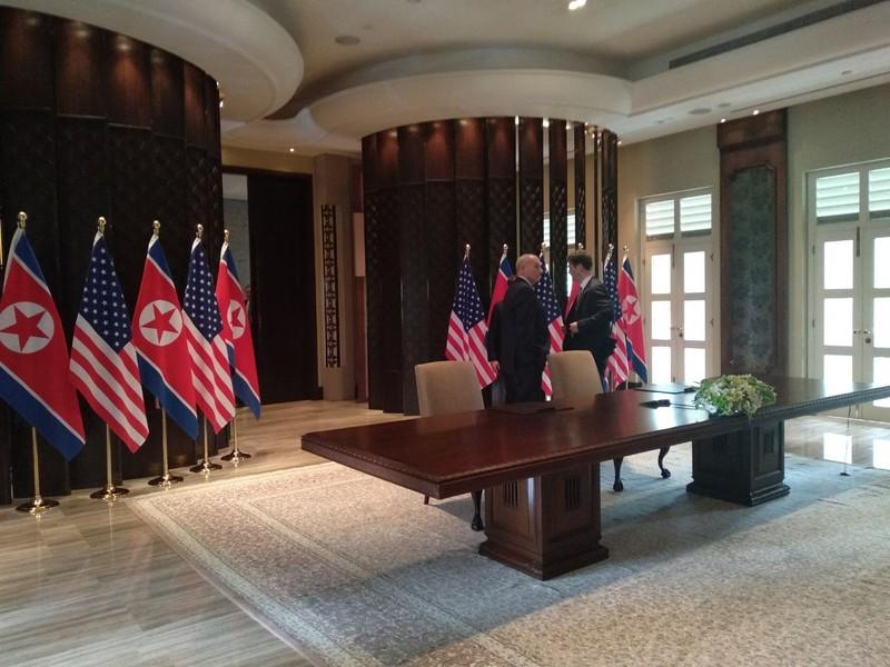 Ông Trump-Kim ký văn bản 'quan trọng' - ảnh 3