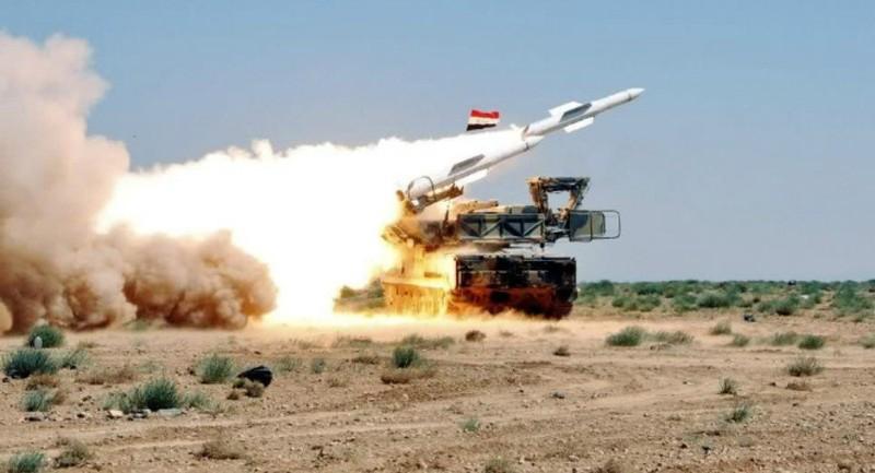 Phòng không Syria báo động cao nhất đề phòng Mỹ tấn công - ảnh 1