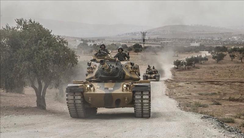 Thổ Nhĩ Kỳ điều quân tiếp viện tới Idlib - ảnh 1