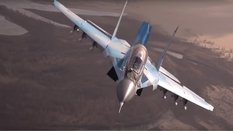 Video Nga 'nhá hàng' tiêm kích mới nhất MiG-35 - ảnh 1