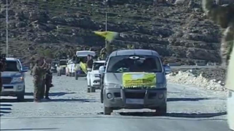 Người Kurd rút quân, nhường trận địa cho quân đội Syria - ảnh 1