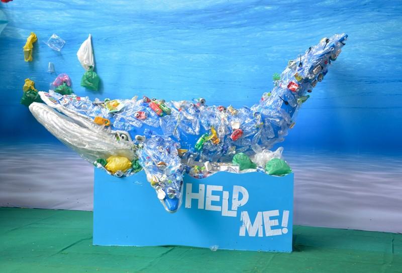 Vui nhộn, hữu ích tại Ngày hội Sống xanh TP.HCM - ảnh 1