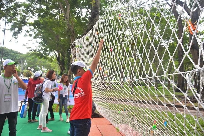 Vui nhộn, hữu ích tại Ngày hội Sống xanh TP.HCM - ảnh 5