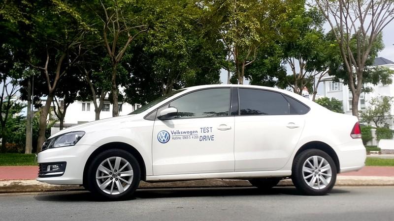 Volkswagen Polo: chiếc sedan tinh tế, mạnh mẽ kiểu Đức - ảnh 1