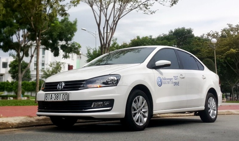 Volkswagen Polo: chiếc sedan tinh tế, mạnh mẽ kiểu Đức - ảnh 2