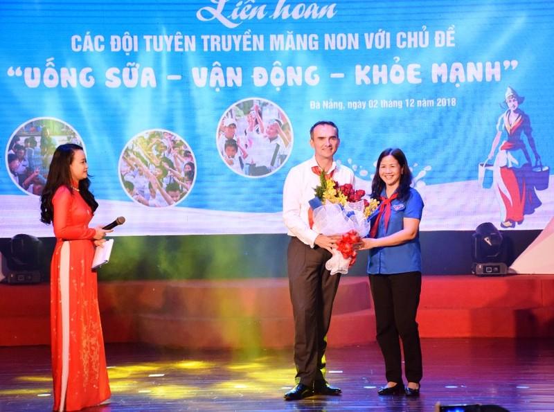 Liên hoan tuyên truyền măng non 6 tỉnh miền Trung - ảnh 1