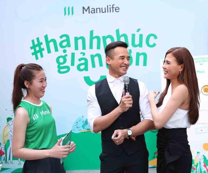 'Điểm Check-in hạnh phúc' của Manulife đổ bộ đến Hà Nội - ảnh 1