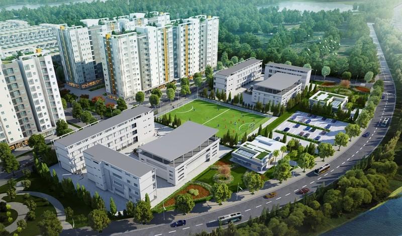Him Lam Green Park: chú trọng môi trường và tiện ích cộng đồng - ảnh 2