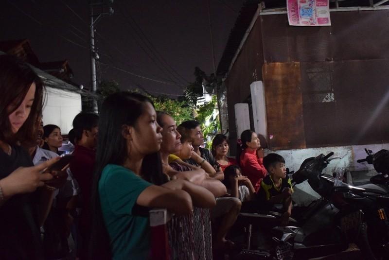 Phá án thảm sát Bình Tân:Con ngủ ngoan, xong việc ba về - ảnh 1