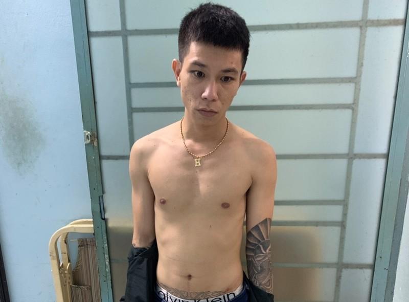 Thanh niên đi cướp giật khóc nghẹn xin về chăm vợ sắp sinh - ảnh 2