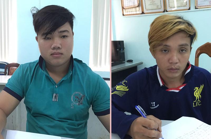 2 nghi can giết người trong phòng trọ ở Bình Tân bị bắt - ảnh 1