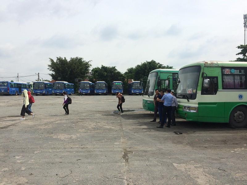 Phạt nhiều tài xế xe buýt để khí thải vượt quy định - ảnh 1