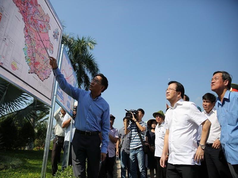 Phê duyệt dự án thu hồi đất xây sân bay Long Thành - ảnh 1
