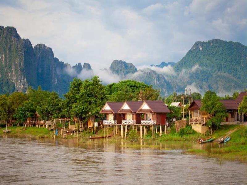 Những địa danh hút khách du lịch khám phá tại Lào - ảnh 2