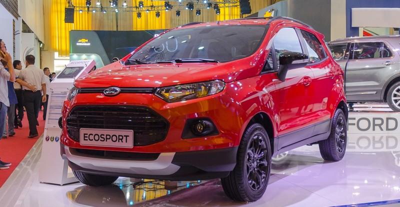 Triệu hồi hơn 7.200 xe Ford EcoSport vì lỗi phần mềm - ảnh 1