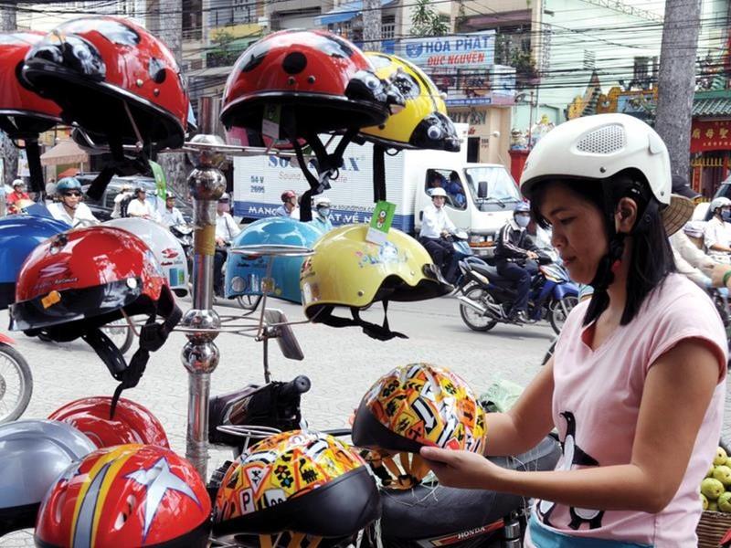 Kết liễu nghị định về điều kiện kinh doanh mũ bảo hiểm xe máy  - ảnh 1