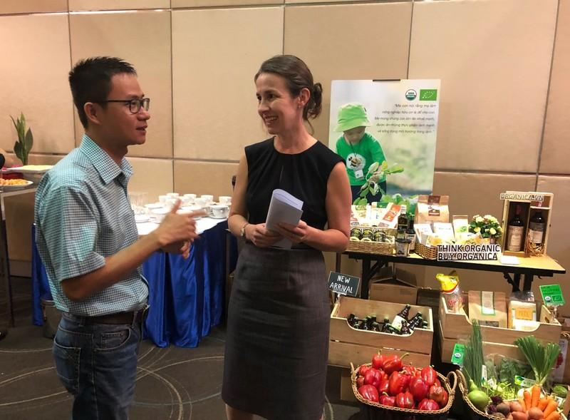 Quỹ đầu tư Mỹ đổ tiền vào thực phẩm hữu cơ Việt Nam - ảnh 1
