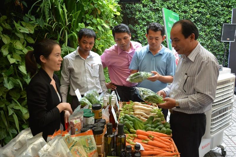 Quỹ đầu tư Mỹ đổ tiền vào thực phẩm hữu cơ Việt Nam - ảnh 2
