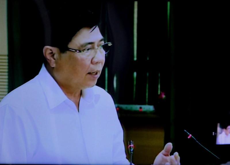 Chủ tịch TP.HCM: 'Tôi chân thành xin lỗi người dân Thủ Thiêm' - ảnh 1