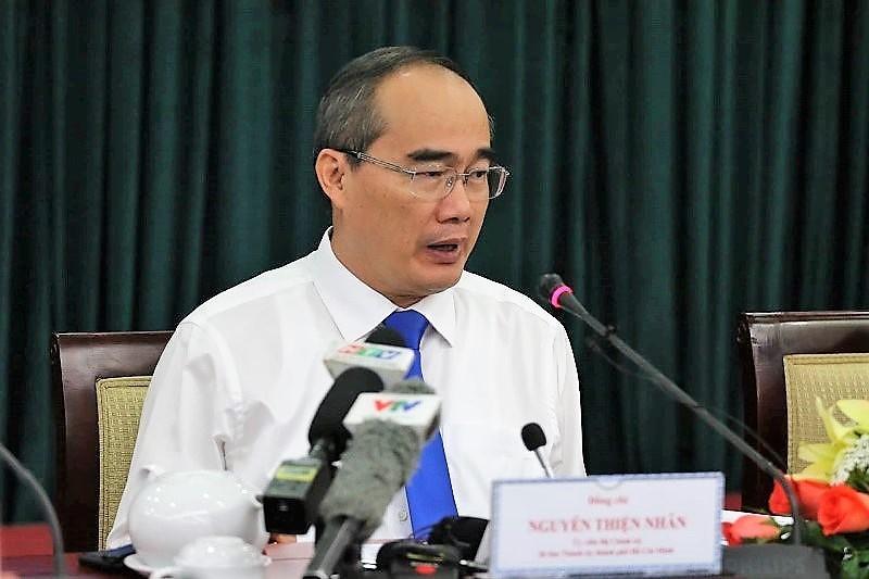 Bí thư Nguyễn Thiện Nhân nói về việc cán bộ sai phạm bị xử lý - ảnh 1
