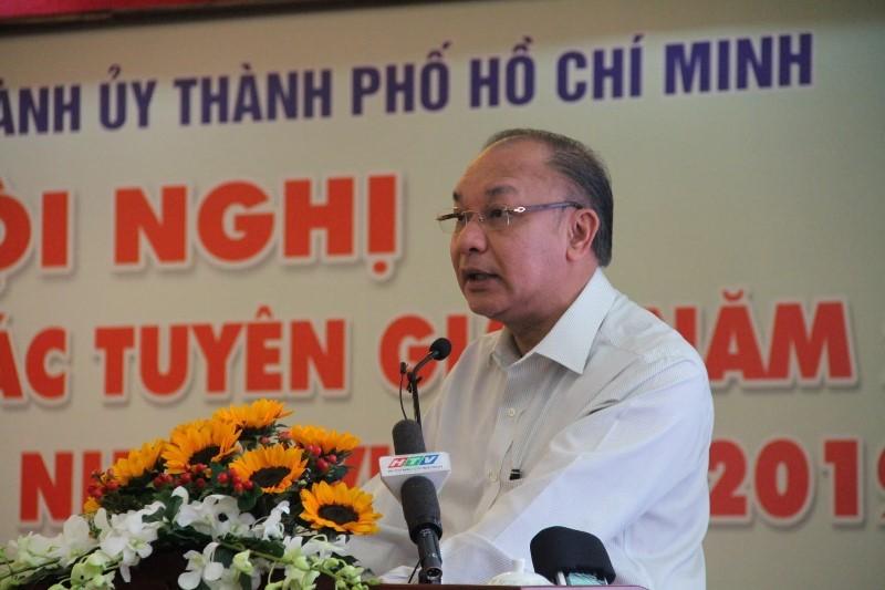 Tướng Lê Đông Phong nói về đấu tranh trên không gian mạng