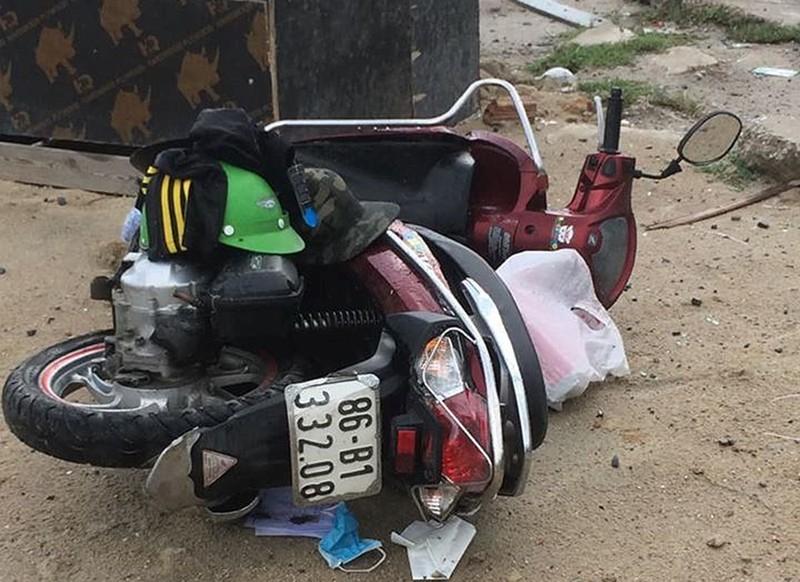 Xe khách lật ở Bình Thuận, nhiều người bị thương - ảnh 3