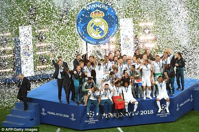 Ronaldo tuyên bố sốc: 'Tôi không chắc ở lại Real Madrid' - ảnh 3