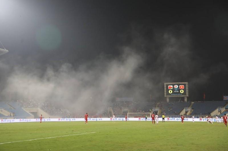 Văn Hậu lập siêu phẩm, U-23 Việt Nam thắng Oman phút 89 - ảnh 10