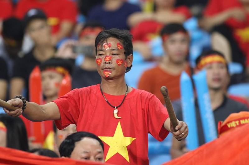 Văn Hậu lập siêu phẩm, U-23 Việt Nam thắng Oman phút 89 - ảnh 23