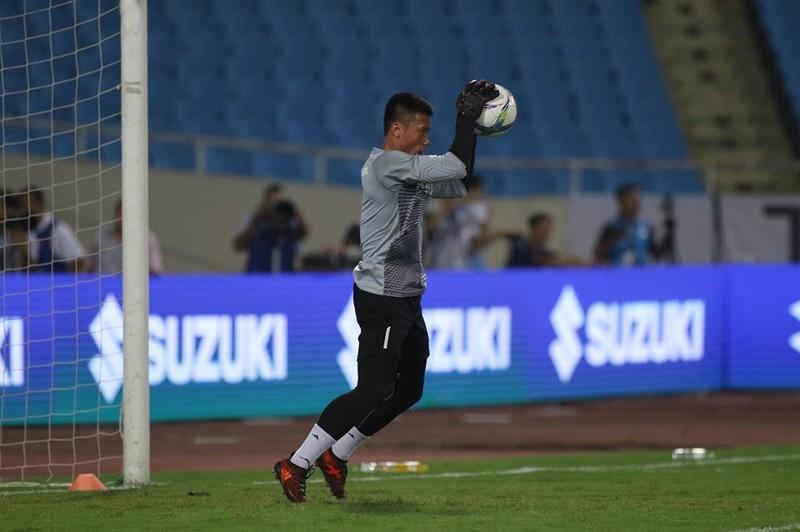 Văn Hậu lập siêu phẩm, U-23 Việt Nam thắng Oman phút 89 - ảnh 28