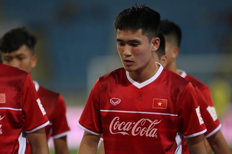 Văn Hậu lập siêu phẩm, U-23 Việt Nam thắng Oman phút 89 - ảnh 29