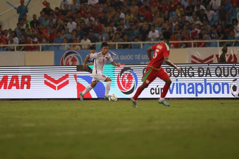 Văn Hậu lập siêu phẩm, U-23 Việt Nam thắng Oman phút 89 - ảnh 14