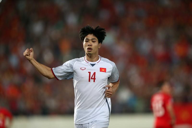 Thắng đậm Lào, Việt Nam khởi đầu mỹ mãn tại AFF Cup 2018 - ảnh 10