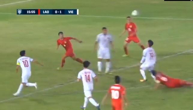 Thắng đậm Lào, Việt Nam khởi đầu mỹ mãn tại AFF Cup 2018 - ảnh 9
