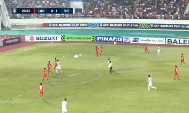 Thắng đậm Lào, Việt Nam khởi đầu mỹ mãn tại AFF Cup 2018 - ảnh 8