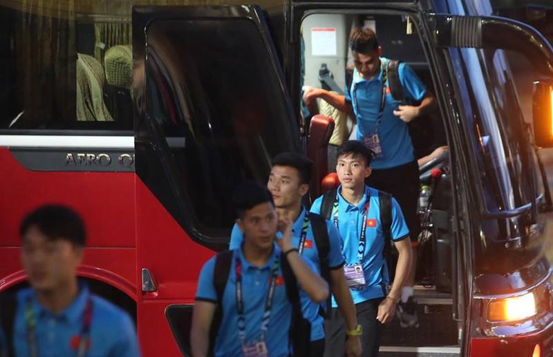 Thắng đậm Lào, Việt Nam khởi đầu mỹ mãn tại AFF Cup 2018 - ảnh 23