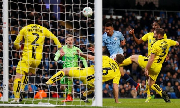 Man. City thắng đậm với tỉ số không tưởng ở bán kết League Cup - ảnh 2