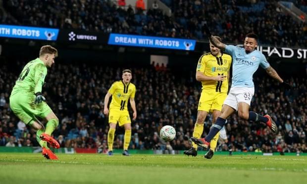 Man. City thắng đậm với tỉ số không tưởng ở bán kết League Cup - ảnh 4