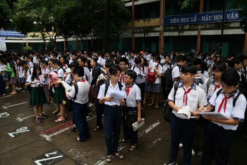 Gần 88.000 HS chính thức vào 'cuộc đua' lớp 10 công lập - ảnh 7