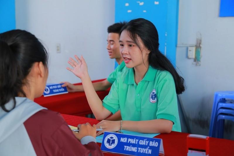 Danh sách các trường bắt đầu xét tuyển nguyện vọng bổ sung - ảnh 1