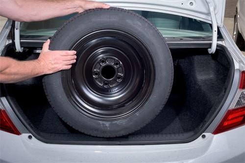 Sử dụng lốp dự phòng như thế nào để không lãng phí? - ảnh 1
