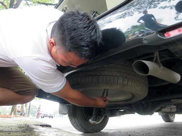 Sử dụng lốp dự phòng như thế nào để không lãng phí? - ảnh 2