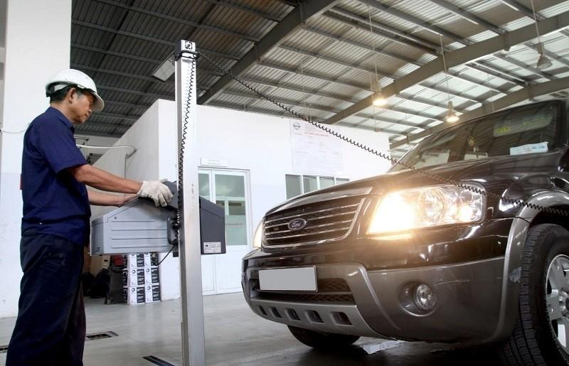 Nguyên tắc sử dụng đèn chiếu sáng ô tô bạn cần nhớ - ảnh 3