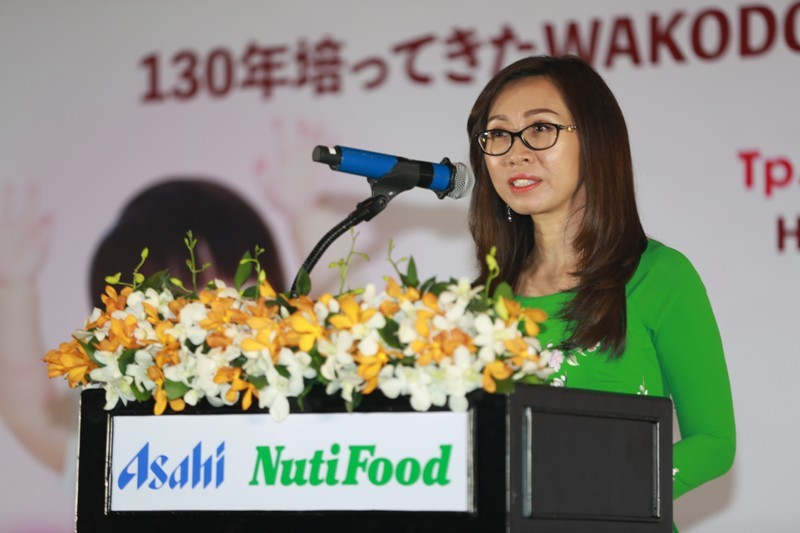 Tập đoàn hàng đầu Nhật nhảy vào thị trường sữa Việt Nam - ảnh 1