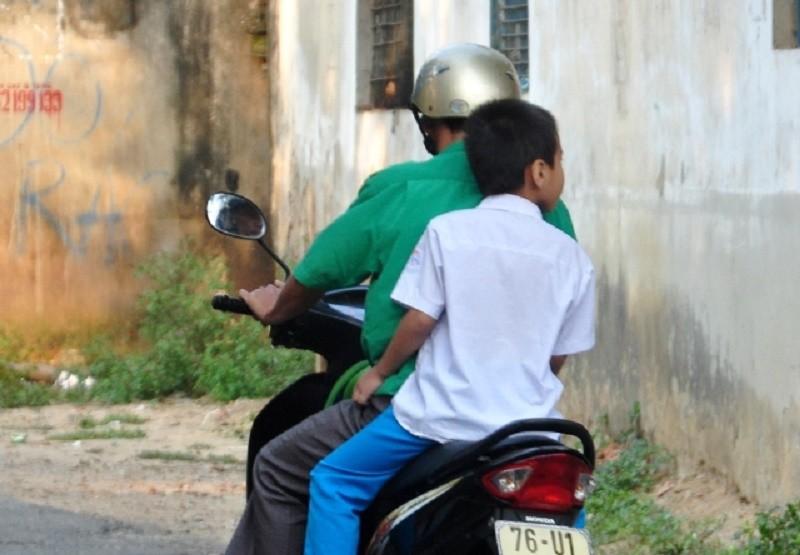 Nguyên nhân trẻ thương vong vì tai nạn giao thông gia tăng - ảnh 1
