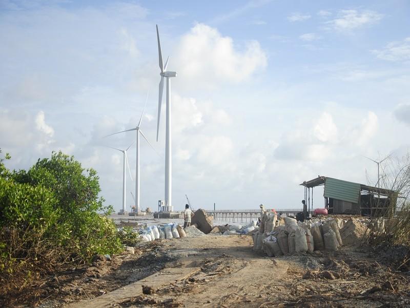 2 công ty xây dựng dự án điện gió Bạc Liêu kiện nhau - ảnh 1