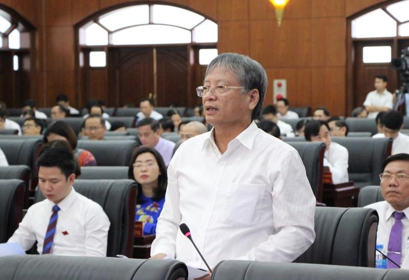 Nhiều dự án ven biển Đà Nẵng được giao đất sai luật - ảnh 3