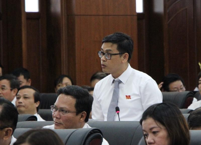 Nhiều dự án ven biển Đà Nẵng được giao đất sai luật - ảnh 1
