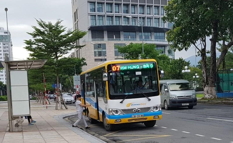 Đà Nẵng thu hồi nhiều lô đất làm hạ tầng xe buýt - ảnh 1